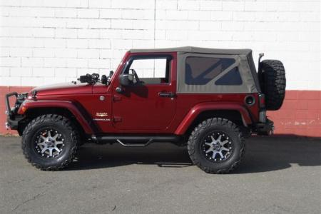 2011 Jeep Wrangler 2 door