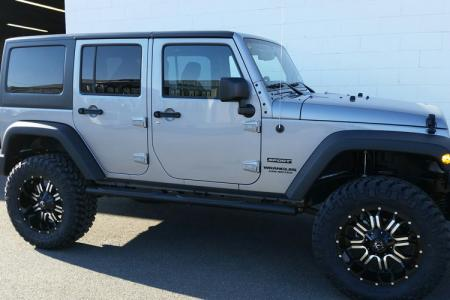 2016 Jeep Wrangler 4 door