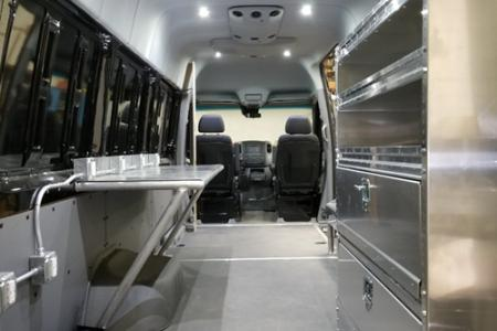 2016 Mercedes Benz Sprinter Van