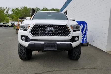 Lifted 2018 Toyota Tacoma